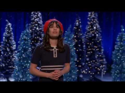 Glee Christmas Merry Christmas Darling
