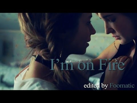 I'm On Fire || WayHaught  ||  Wynonna Earp