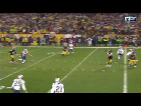 Jesse James' Game-Winning Touchdown Called Back | Patriots vs Steelers Week 15
