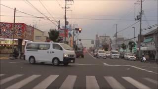 2016年11月30日(水)に走行した、大阪府 堺市 仁徳天皇陵古墳...