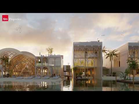 The Floating Venice - World's First Luxury Underwater Vessel Resort in Dubai