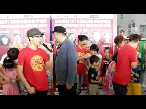 Jack Lim 林德荣, Jeff 陈浩然, 曾洁钰 - 皇宫灿烂 主题曲 (风霜) Live