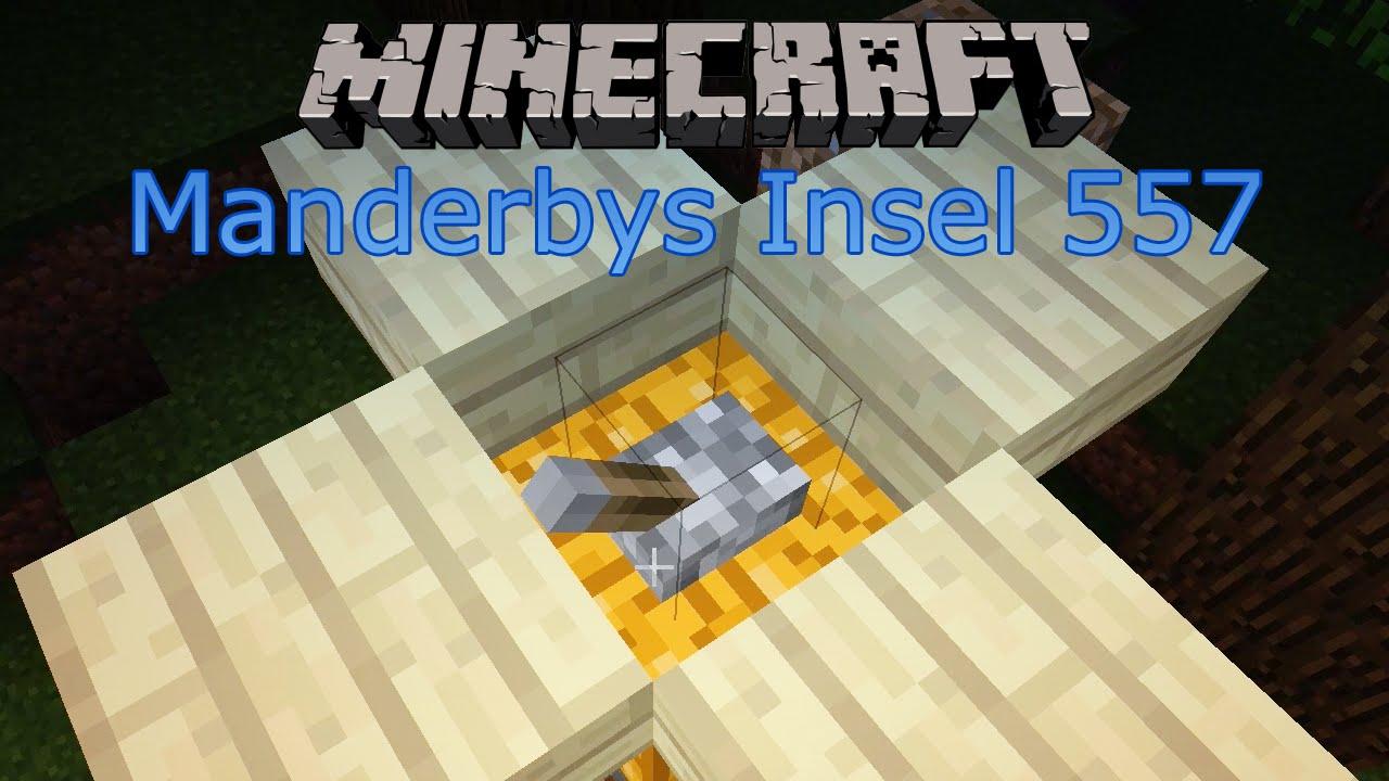 Minecraft Lets Play Schnee Zigaretten Manderbys Insel German - Minecraft hauser jannis gerzen