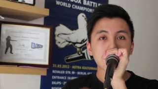 Grand Beatbox Battle Wildcard 2014 - HeartGrey from Hong Kong