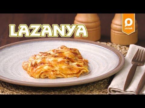 Lazanya Tarifi - Onedio Yemek - Pratik Yemek Tarifleri