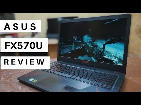 Asus FX570UD i5 8th gen Laptop Full Review (with gameplay) (FX570UD-E4168T)