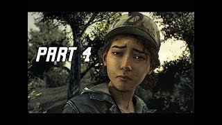 Walking Dead The Final Season Walkthrough Part 4 - War (Let's Play Commentary)