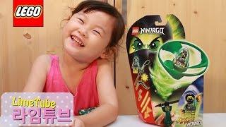 레고 고스트 닌자고 에어짓주 모로 70743  LEGO NINJAGO AIRJITZU MORRO Unboxing & Review! Toys おもちゃ đồ chơi 라임튜브