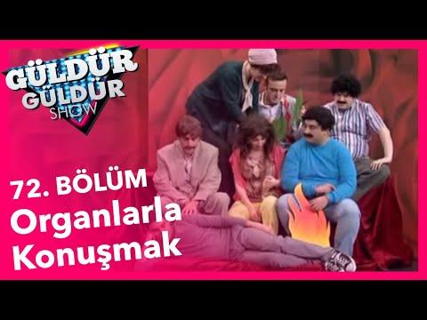 Güldür Güldür Show 72. Bölüm, Organlarla Konuşmak Skeci