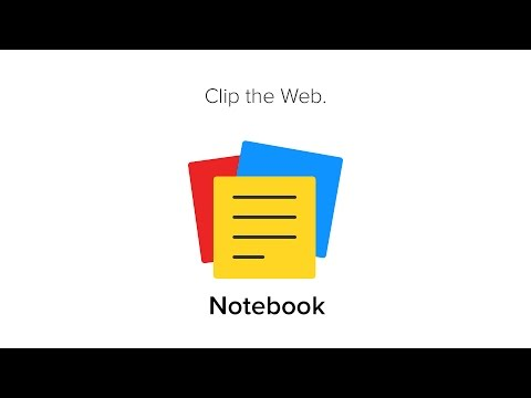 Notebook Web Clipper