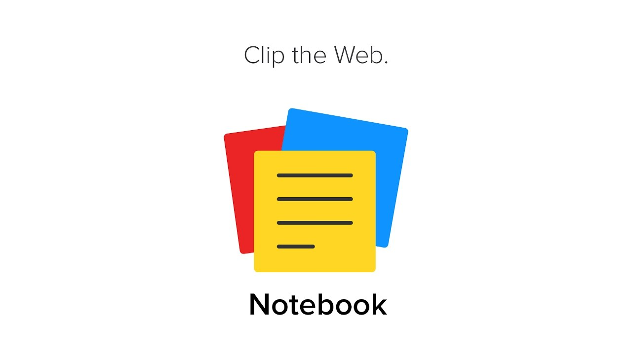 Notebook Web Clipper - Clip text, images, and entire
