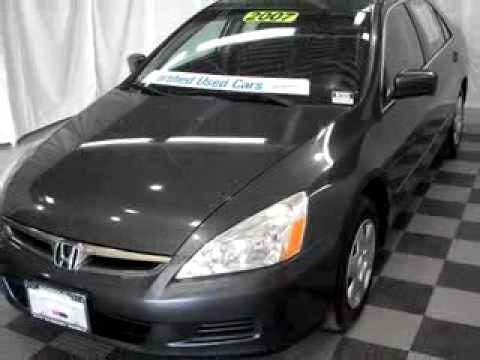 2007 Honda Accord LX Dch Academy Honda Old Bridge, NJ 08857