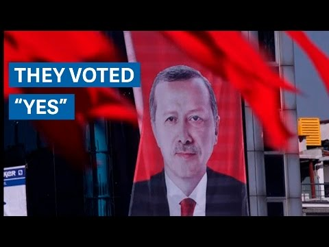 """Some think Turkish citizens voted """"yes"""" to a dictatorship. This is their side of the story"""