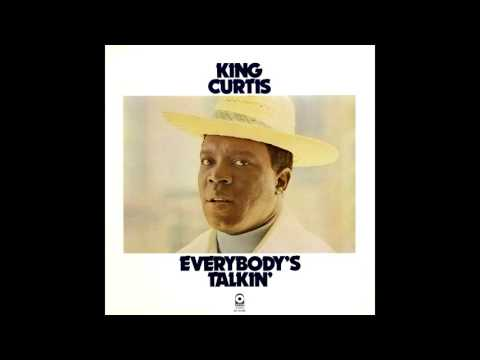 King Curtis - Love The One You're With (Stephen Stills Instrumental Cover)