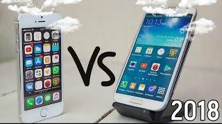 iPhone 5S VS Galaxy S4 – в бой идут одни старики!