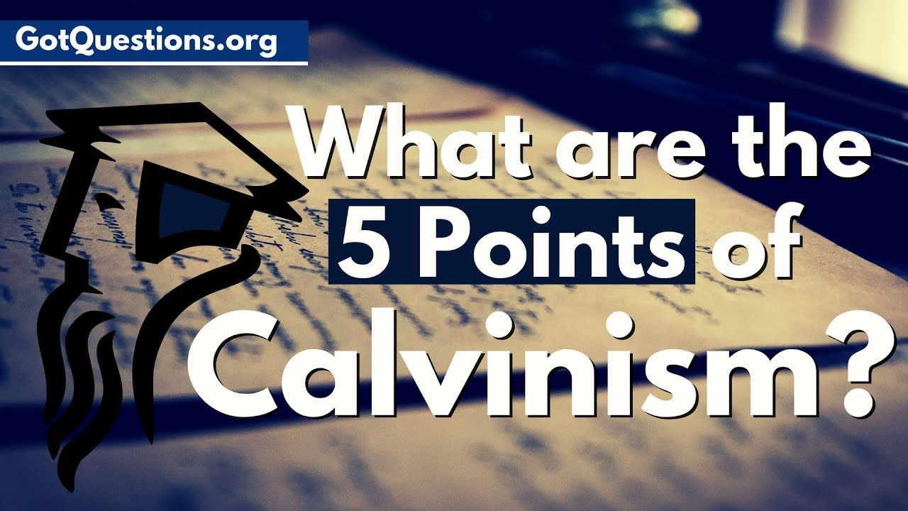 Sin Part 4: The Calvinist vs Arminian View of Sin