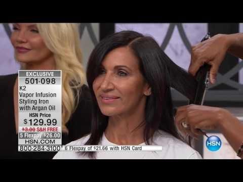 HSN | Kim Kimble Haircare Premiere / Red Carpet Manicure 12.29.2016 - 06 PM
