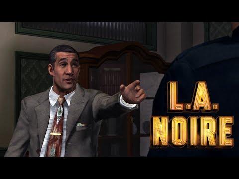 Kontrolowany Wystrzał... [#2] L.A. Noire