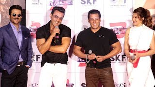 Race 3 Trailer Launch Complete Video HD - Salman Khan,Jacqueline Fernandez,Anil Kapoor,Bobby Deol