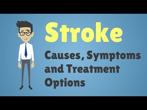Stroke Causes, Symptoms and Treatment Options