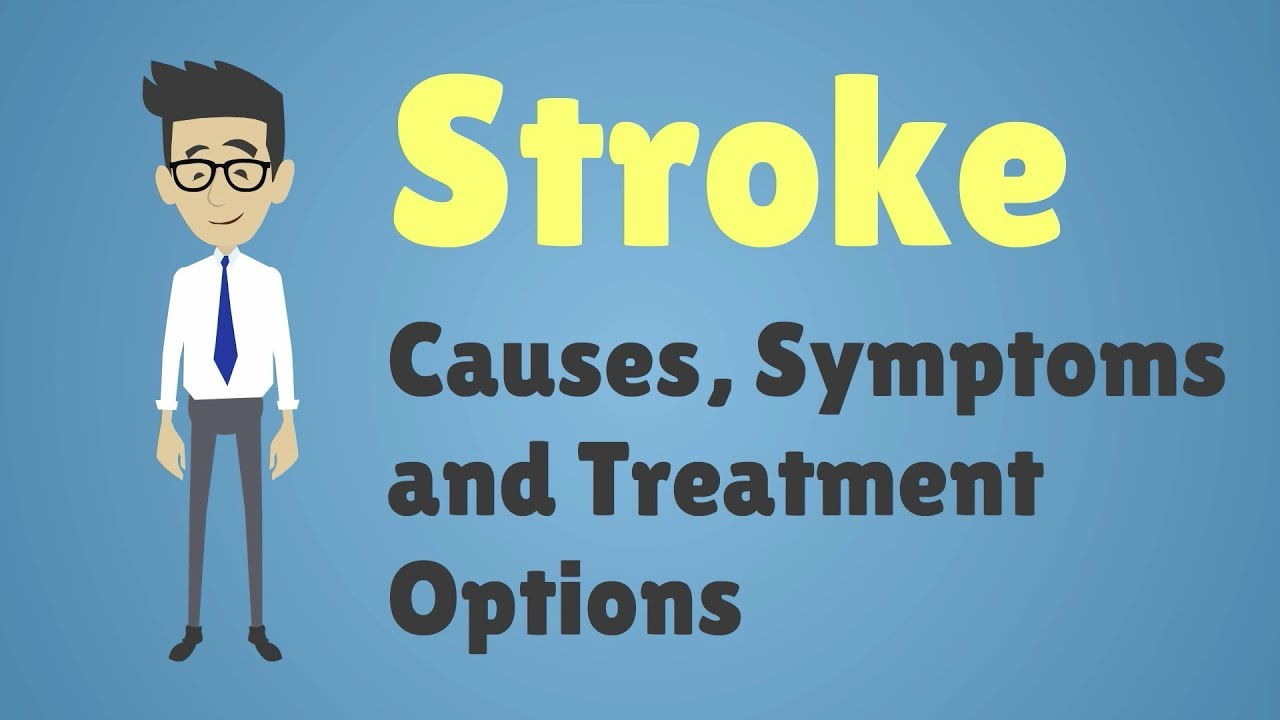 stroke symptoms youtube  Stroke - Causes, Symptoms and Treatment Options - YouTube