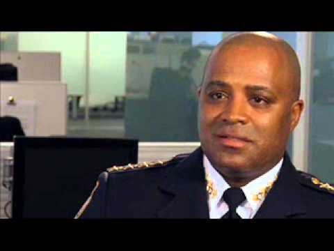Fr  George Interviews NYPD Chief of the Department Philip Banks III