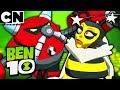 Ben 10 | Overflow Vs Queen Bee | Cartoon Network Ben 10 Video Game (PS4)