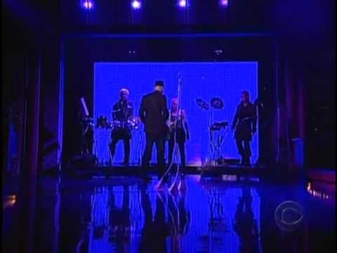 Billy Corgan - Mina Loy (M.O.H.) live on The Late Show with David Letterman