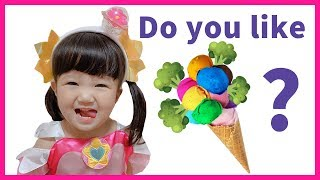 Do you Like Broccoli Cake and Ice Cream Nursery Rhyme Song