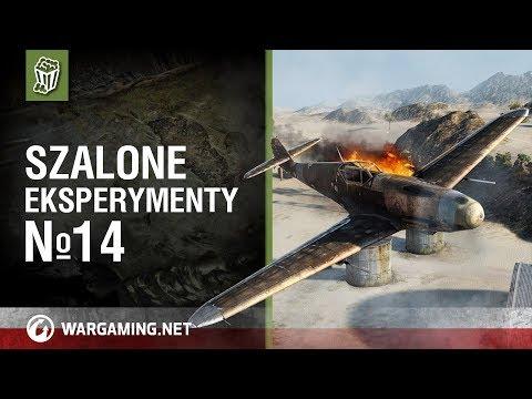 Szalone eksperymenty №14 [World of Tanks Polska]