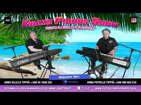 Crazy Pianos Live Show