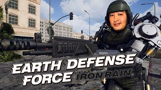Käfer, Krabben & andere Ekelviecher | Earth Defense Force: Iron Rain mit Budi, Ian & Dennis