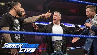 Just five days before their SmackDown Tag Team Championship Match a...