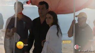 Jorge Salinas y Silvia Navarro HOY 22.1.15