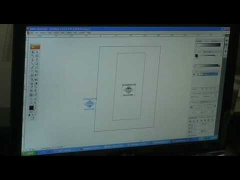 How to Make Film Positive for Photopolymer Pad Printing Plates in Adobe  Illustrator