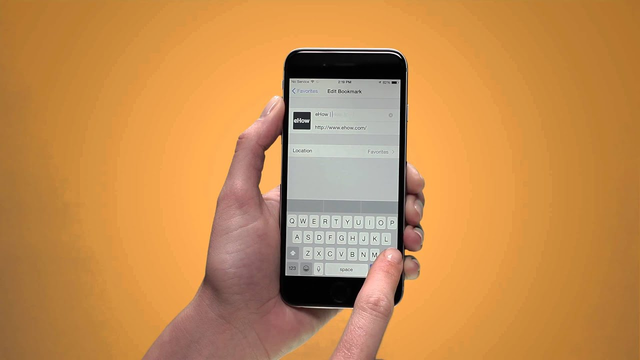 How To Manage Safari Bookmarks On An Iphone