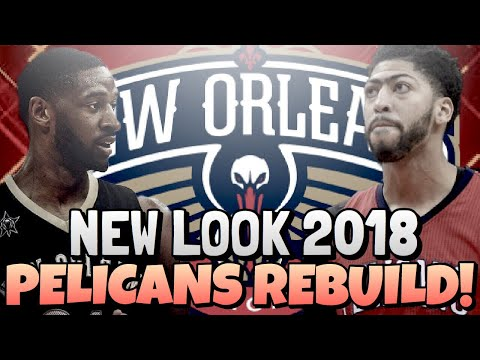 NEW ORLEANS PELICANS 2018 REBUILD! IAN CLARK SIGNS WITH PELICANS!!