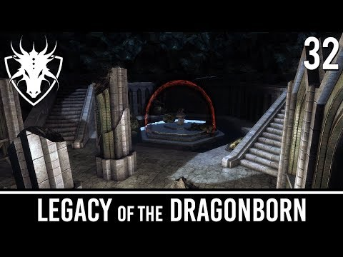 Skyrim Mods: Legacy of the Dragonborn - Part 32