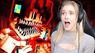 ICH ERSCHRECKE SIE als GEIST im /GAMEMODE 1?! - Minecraft