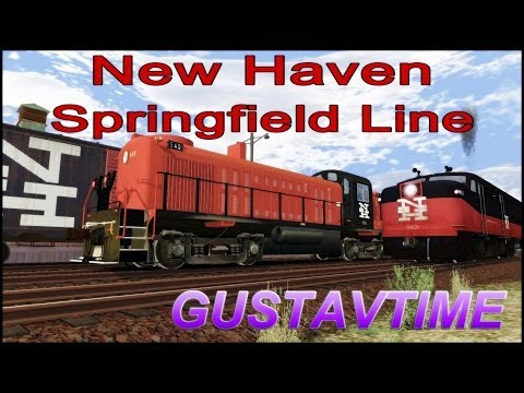New Haven: Springfield Line