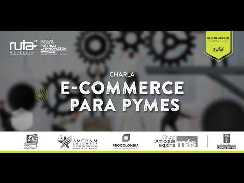 Charla: E-commerce  para pymes