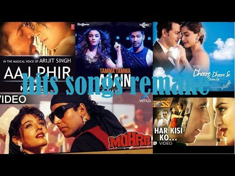 BOLLYWOOD HITS SONGS /REMAKE /THEN AND NOW
