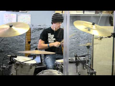 I Just Wanna Live - Good Charlotte (Drum Cover) HD