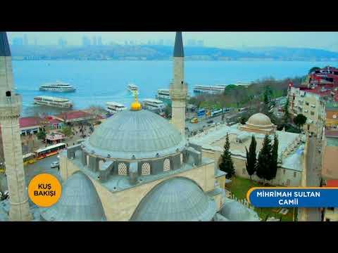 Kuş Bakışı | Mihrimah Sultan Camii