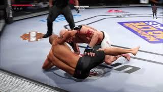 EA SPORTS™ UFC® 2 Andrew
