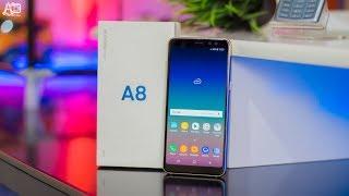 Samsung Galaxy A8 2018 Review | لا يغرك التصميم !