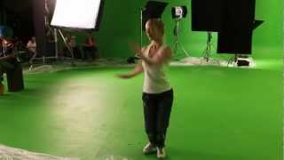Як танцювати Чікен Шейк (Chicken Shake Dance Lesson)