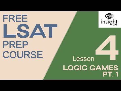 LSAT Logic Games Strategy (Part 1: Sequencing) | Insight LSAT Mini LSAT Prep Course (Lesson 4 Of 8)