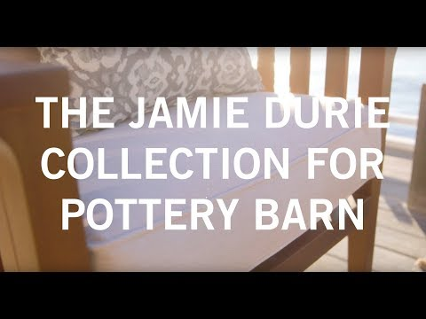 Introducing The Jamie Durie Collection for Pottery Barn
