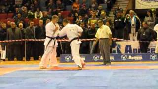 3rd Open European Karate Kyokushin-kan Tournment Varna, Bulgaria 2010